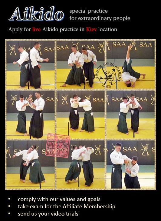Aikido Special Practice